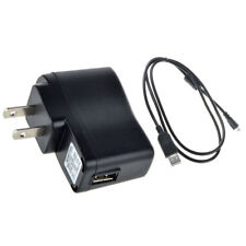 USB AC/DC Home Wall Power Adapter Camera Battery Charger Cord for Olympus VG-160