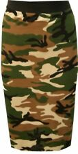 Unbranded Camouflage Stretch Dresses for Women