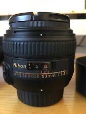 Nikon 50mm f 1.4 AF-S G Nikkor 1,4 50 mm D800, D750, D4, D5