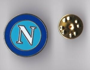 Napoli (Italy)  - lapel badge butterfly fitting