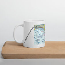 Los Angeles Terminal Area Chart Coffee Cup