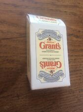 Playing Cards Advertising Grants Family Reserve Scotch Whisky in Box Never Used