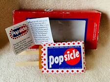 Orange Popsicle Ornament with Box Midwest of Cannon Falls Holiday