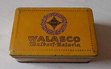 Vieja cigarrillos lata walasco 50 cigaretten Waldorf Astoria