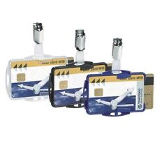 Durable Dual Security Pass Holders (Pack of 25) 8218/19 [DB80505]
