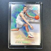 DIRK NOWITZKI 1998 SKYBOX PREMIUM ROOKIE #225 HOLOFOIL ROOKIE RC MAVERICKS NBA