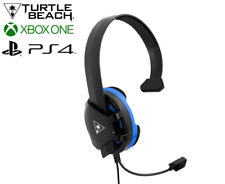 Turtle Beach Recon Chat Gaming Headset for PS4 - Black/Blue