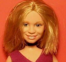Vintage 2001 Mary Kate Or Ashley Olsen Barbie Doll Mattel