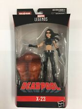 Marvel Legends X-23 Action Figure Deadpool Sasquatch New in Box