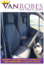 Vauxhall Vivaro Sportive 2014 on. Tailored Seat Covers with Free Embroidery