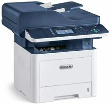Xerox WorkCentre 3345/DNI Multifunction Laser Printer, B&W, WiFI, Eth, 1200dpi