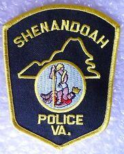 Patch- Shenadoah VA US Police Patch (NEW*)