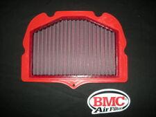 Productos BMC para la toma de aire y la distribución de combustilbe para motos Suzuki