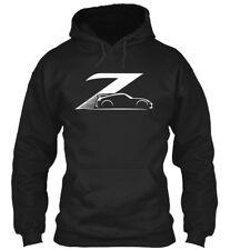 370z Custom White - 7 Gildan Hoodie Sweatshirt