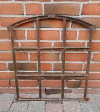 altes Gusseisen Stallfenster mit toller Eisen-Optik / antikes Fenster 1a Zustand