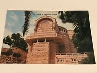 Vintage Postcard 1970s Unposted of Jerusalem - St. Peter's in Gallicantu Church