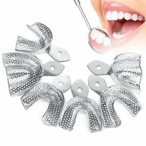 New Tooth Care Tooth Tray Set Dental Health Tooth Accessories Stainless Steel FI
