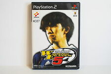 Winning Eleven 5 World Soccer PS PS2 Good Japan Import US Seller
