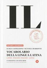 Loescher IL - Vocabolario della Lingua Latina Quarta Edizione - Copertina Rigida + CD-ROM (2019)