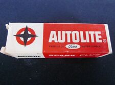 AUTOLITE Aircraft SPARK PLUG Ford - Part # BR8S - MS35911-1 - 00-12405-W - NEW