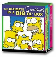 The Ultimate Simpsons in a Big Ol' Box: A Complet... by Groening, Matt Paperback
