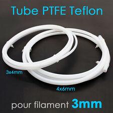 75m Meterware 4x6mm PTFE Teflon-Schlauch