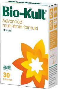 Bio-Kult Advanced Multi-Strain Formulation for Digestive System 30 Capsules