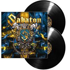 SABATON - SWEDISH EMPIRE LIVE 2 LP BLACK VINYL NEW+++++++++++++