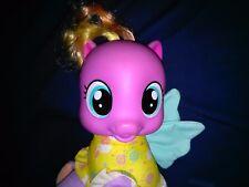 2010 ~*~ My LITTLE PONY ~*~ BABY SUNNY DASE ~*~ Takes batteries * Pegasus PLUSH