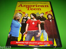 AMERICAN TEEN (2008) DVD Sundance Film Festival Winner, NEW SEALED, FREE S&H