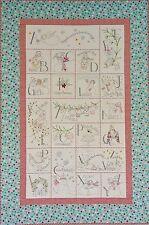 Crabapple Hill Studio Snowman A to Zzzzz Complete Quilt Pattern Set