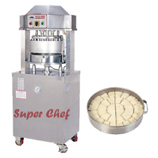Hydraulic Dough Divider Cutter Automatic 36 Pieces S/S