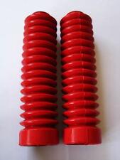 RED BOOT FRONT FORK  HONDA MTX125 MTX200 MTX 125 200  // A pair