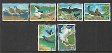 1997 Birds set of 6  MUH/MNH