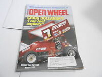DEC 2000 OPEN WHEEL vintage car racing magazine