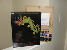 "BOB MACKIE ""BARBIE FANTASY GODDESS OF ASIA"" DOLL WITH POSTER & BOX"