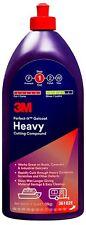 3M Perfect-It Gelcoat Heavy Cutting Compound 36102E Schleifpaste Boot Caravan