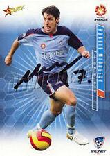 ✺Signed✺ 2007 2008 SYDNEY FC A-League Card ROBBIE MIDDLEBY