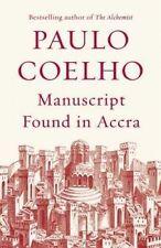Manuscript Found in Accra by Paulo Coelho (Paperback / softback, 2013)