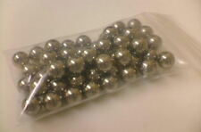 "BAG OF 50 - 1/4""  CYCLE BALL BEARINGS ***NEW***"