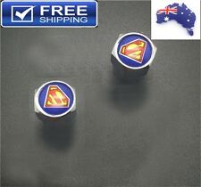 Batman #1 Tire Air Valve Caps High Quality Motorbike Bike Cruiser Bobber Custom