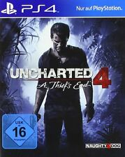 Sony Computer Entertainment Ps4 Uncharted 4 a Thief's