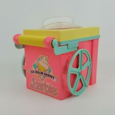 Barbie Ice Cream Shoppe Cart Mattel 1986 Doll Furniture Replacement Parts