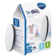 BRITA Microdisc Replacement Filter Discs - Pack of 3