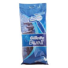 Gillette Blue II Sacco R&G * 5 Pz. - cuchillas y navajas de afeitar