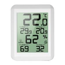 Mini higrómetro digital del termómetro del metro de la humedad de la