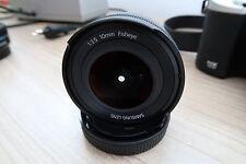 Samsung NX 10mm f/3.5 Fisheye noir