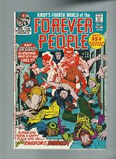 The Forever People #4 (Sept. 1971, DC) VF/NM 9.0  Desaad Appearance Kirby