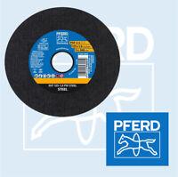 PFERD EHT 125 - 1,0 PSF STEEL Trennscheibe NEU  Freihandtrennscheibe STAHL