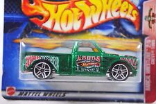 HotWheels 2003 No: 091 1969 CHEVY Radical Wrestlers Pick-up TRUCK MINT on Card